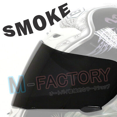 CW1 Smoke visor For Shoei helmet Qwest RF1100 X-12 RF XR X-spirit 2 1100