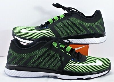 new arrivals ce2f3 94276 Nike Zoom Speed Trainer 3 TR3 Green   Black Training Shoes Sz 12 NEW 804401  310