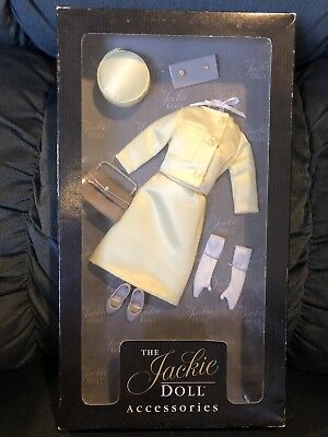 Franklin Mint Jackie Doll Outfit - Yellow Suit - NRFB