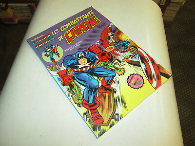 Capitain America  18..comics  .artima .1982  .tbe