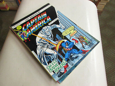 Capitain America  21 ..Comics  .Artima .1983 .Tbe