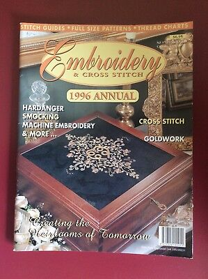 Embroidery & Cross Stitch 1996 Annual