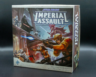 Star Wars Imperial Assault Core Set - New - Real Aus Stock!