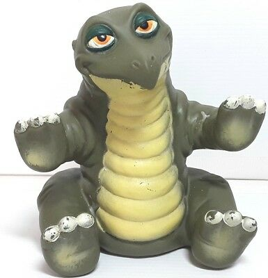 The Land Before Time figure toy doll hand puppet Dinosaur Spike Vintage 1990s