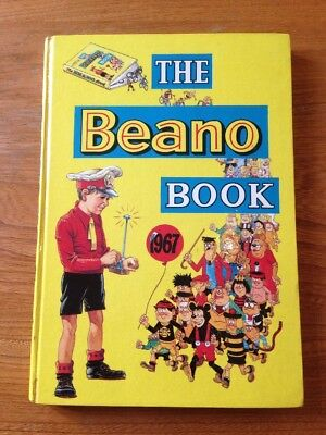 Beano Annual 1967 - Very Good Condition (BL19)