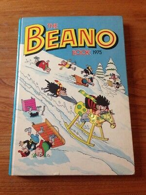 Beano Annual 1975 - Very Good Condition (BU44)