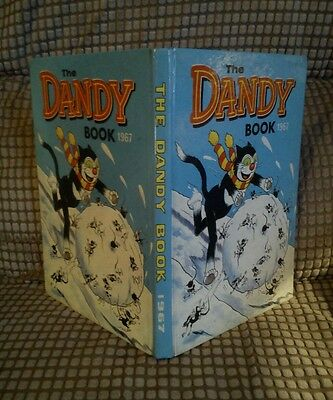 Dandy Annual 1967 - Very Good Condition (BH58)