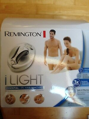REMINGTON i-Light Essential IPL6250 Haarentfernungssystem **neuwertig**