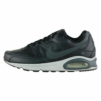 competitive price 83437 eca1e Nike Air Max Command Leather schwarz   grau 749760-001