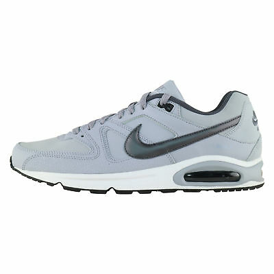 online store 979d2 8a13a Nike Air Max Command Leather grau   weiß 749760-012