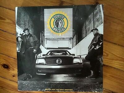 Pete Rock & CL Smooth – Mecca And The Soul Brother - 2LP - UK: EKT 105