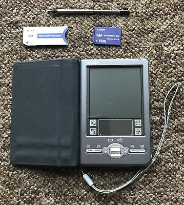 Sony Clie Personal Organiser (PEG-TJ27) Boxed & In Excellent Condition