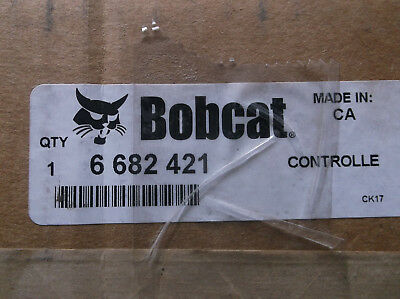Bobcat Control Module     Part # 6682421 Brand New Never Plugged In !
