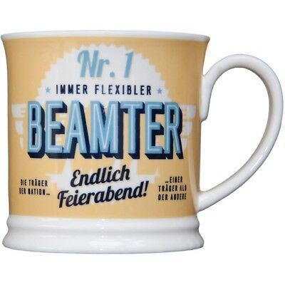 Heart and Home 00042 Retro-Becher Beamter