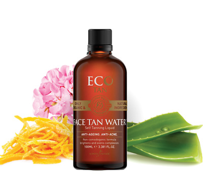 FREE SHIPPING |Eco Tan Face Tan Water 100ml