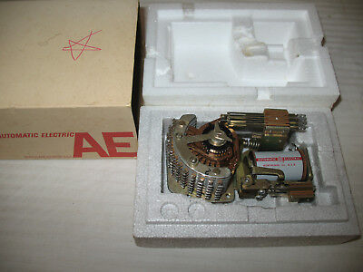 Rotary Stepping Switch 6 Pole 12 Position NOS Automatic Electric PW-56408
