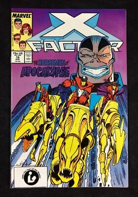 X-Factor #19.  Marvel Comics 1986. NM Apocalypse