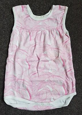 Wilson And Frenchy Baby Summer Jumpsuit Singlet Suit Size 1 Euc