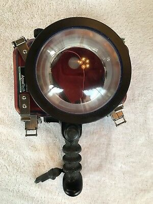 Aquatech, Water Imaging Technology housing for Cannon 630 Film Camera