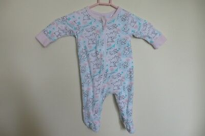 Disney Baby Marie Coverall, size 000, 0-3 months, up to 6 kgs
