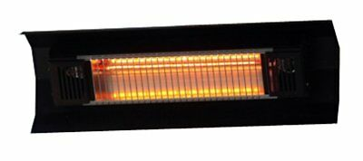 Fire Sense Indoor Outdoor Wall Mounted Infrared Heater Stainless