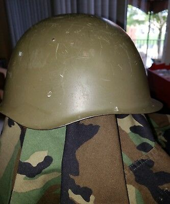 Russian Standard Infantry Helmet Red Army, Complete