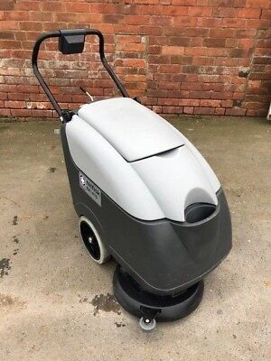 Nilfisk Ba410 Battery Scrubber Dryer - Reconditioned