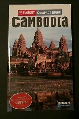 Cambodia Insight Compact Guide (Insight Compact G... by Andrew Forbes 9812584854