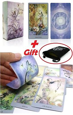 Shadowscapes Tarot Cards Deck 78 Set English Future Telling Sealed With FREE Bag