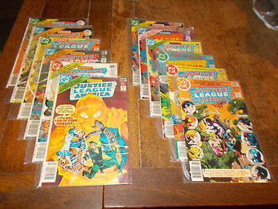 Justice League of America (1960 series) - Full run 12 iss 149 - 160 DC 1977 VFN