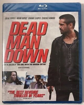 Dead Man Down (Blu-ray Disc, 2013, 2-Disc Set, Canadian) Colin Farrell
