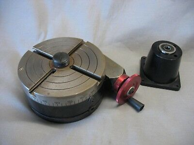 Sherline Rotary Table w/ cnc adapter