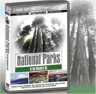 National Parks Of The Midwest And Eastern United States [DVD] [2008] [NTSC]