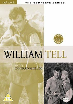 William Tell - The Complete Series [DVD] [1958]