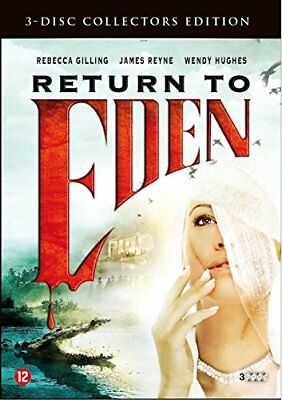 Return to Eden - Complete Series - Uncensored Collectors Edition [DVD] [1983]