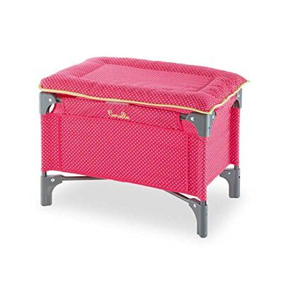 Corolle Cherry Doll Bed and Changing Table
