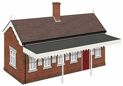 Hornby Gauge Skaledale High Brooms Platform Building