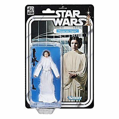 Star Wars Black Series 40th Anniversary Princess Leia Organa Figure