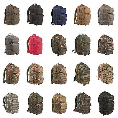 d60b7f2a7f9cc MIL-TEC US ASSAULT PACK small Rucksack Wandern Outdoor Military Camping  Molle