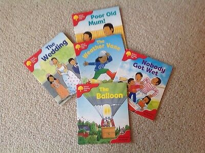 Oxford Reading Tree: Level 4: More Stories A: Pack of 5