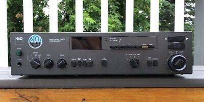 NAD 7240PE AM FM Stereo Receiver Power Envelope