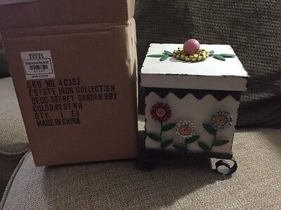 Secret Garden Box Southern Living At Home