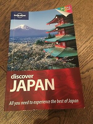 Discover Japan (Au and UK) by Chris Rowthorn (Paperback, 2010)
