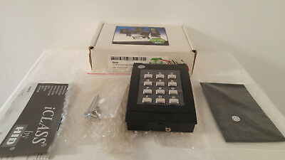 HID RPK40 MultiClass Reader Keypad 6136AKN000709