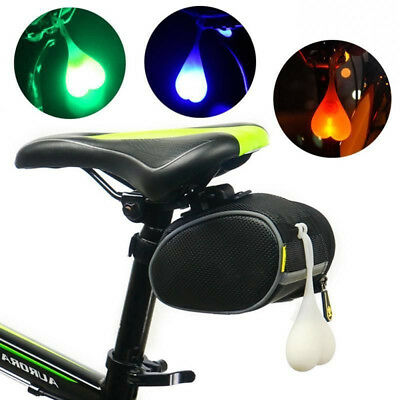 Cycling Balls Tail Silicone Light Creative Bike Waterproof Night Essential LED R
