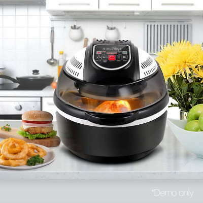 5 Star Chef 10L Air Fryer Kitchen Grill Low Fat Oil Free Healthy Deep Cooker
