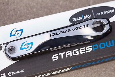 Stages Powermeter L - Shimano Dura-Ace FC-9000 175mm