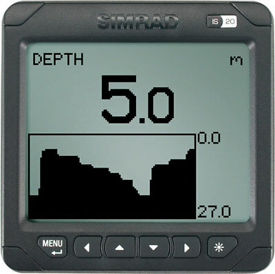 Simrad IS20 Graphic display instrument Part #22095582