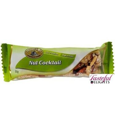 Future Bake Nut Cocktail Nut Bar 55gm x 20