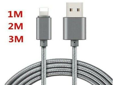Fast OEM USB Lightning Data Charging Sync Cable for Apple iPhone X 8 7 6 5s iPad
